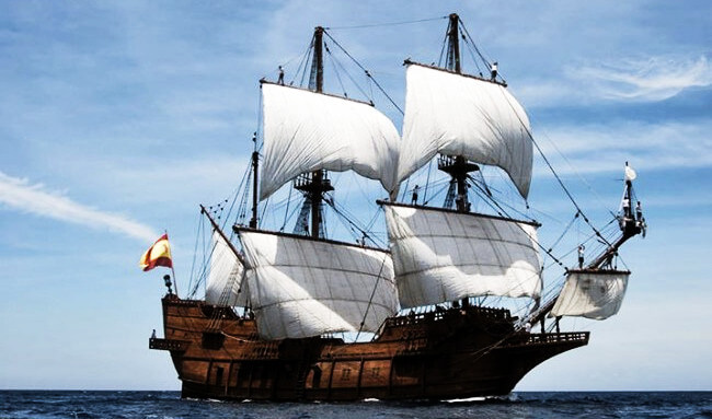 Christopher Columbus' ship